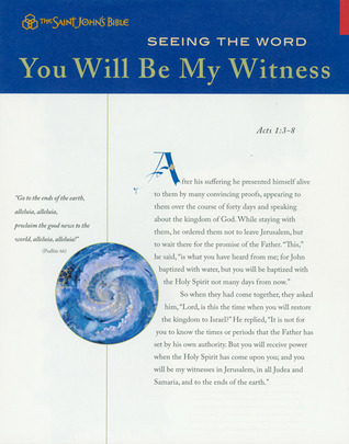 Seeing the Word: You Will Be My Witness: Volume II Various