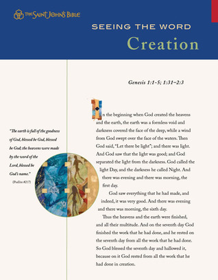 Seeing the Word: Creation: Volume I Various