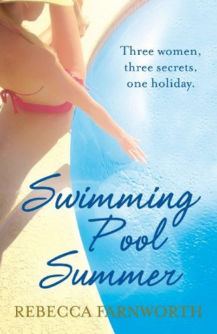 Swimming Pool Summer  by  Rebecca Farnworth