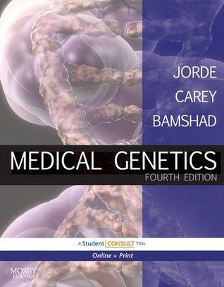 Medical Genetics (MEDICAL GENETICS Lynn B. Jorde