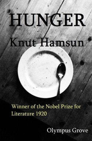 Hunger - Illustrated  by  Knut Hamsun