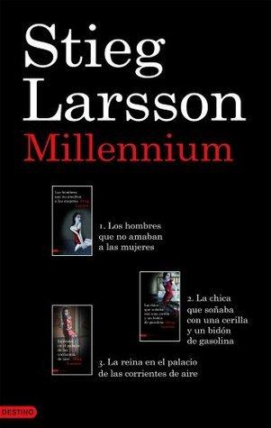 Millennium  by  Stieg Larsson