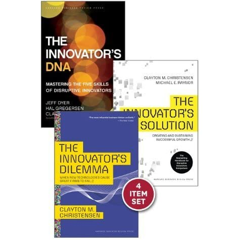 disruptive innovation essay Disruptive innovation can create an entirely new market through the introduction of a new kind of product or service, one that is actually worst pg 72 5 differences: sustaining innovation are nearly always developed and introduced by established industry leaders.