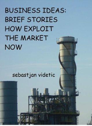 BUSINESS IDEAS: brief stories how exploit the market now  by  sebastjan videtic