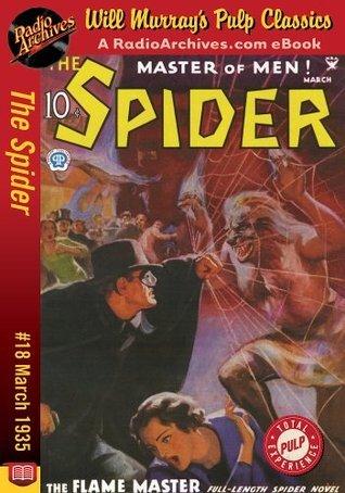 Spider #18 March 1935 RadioArchives.com