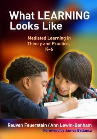 What Learning Looks Like: Mediated Learning in Theory and Practice, K-6  by  Reuven Feuerstein