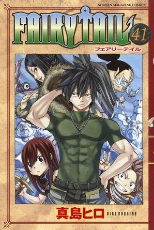 Fairy Tail, Vol. 41 (Fairy Tail, #41)  by  Hiro Mashima