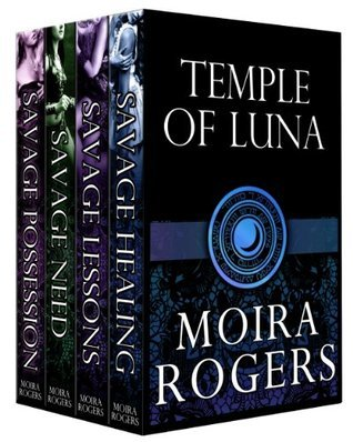 Temple of Luna (Bundle, Stories 1-4) Moira Rogers