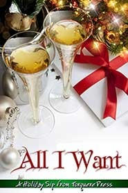 A Very Demony Christmas  by  Nancy M. Griffis