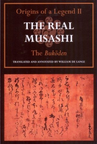 The Real Musashi II: The Bukoden  by  Toyoda Masanaga