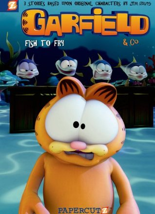 Garfield & Co. #1: Fish to Fry (Garfield Graphic Novels) Peter Berts