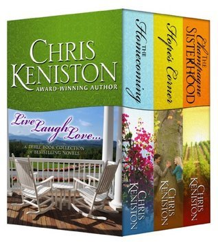 Live Laugh Love  by  Chris Keniston