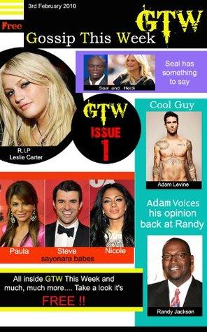 GTW Gossip This Week Celebrity Magazine N. Zaine
