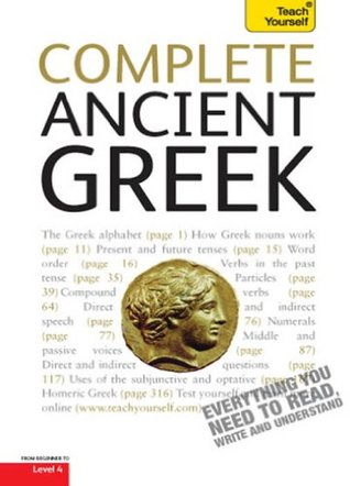 Complete Ancient Greek: Teach Yourself  by  Gavin Betts