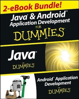 Java and Android Application Development For Dummies eBook Set Michael Burton