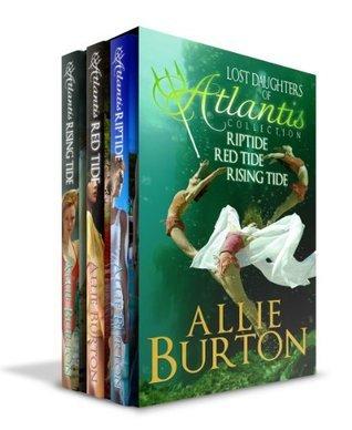 Lost Daughters of Atlantis Collection Allie Burton