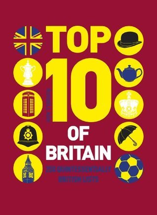 Top 10 of Britain Russell Ash