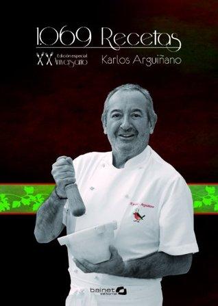 1069 RECETAS  by  Karlos Arguiñano