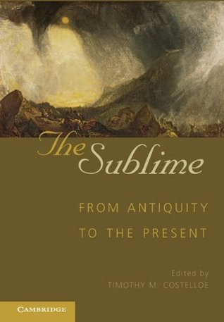 The Sublime  by  Timothy M. Costelloe