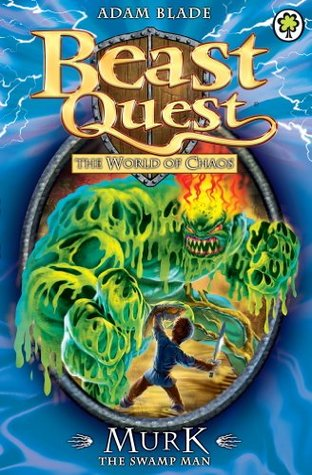 Murk the Swamp Man (Beast Quest, #34)  by  Adam Blade