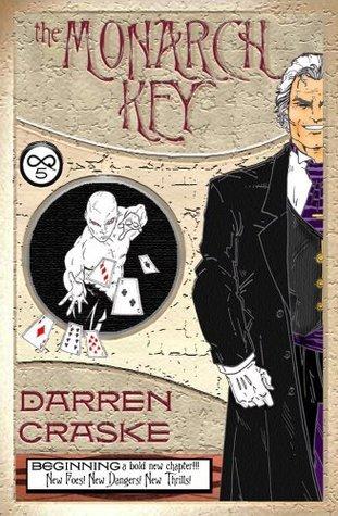 The Monarch Key Darren Craske