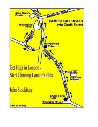 Get High in London - Start Climbing Londons Hills John Stockbury