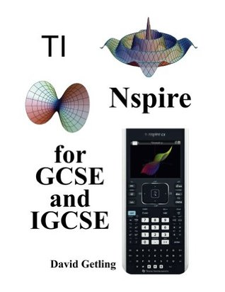 TI-Nspire for GCSE and IGCSE  by  David Getling
