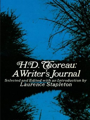 H. D. Thoreau, a Writers Journal  by  Laurence Stapleton