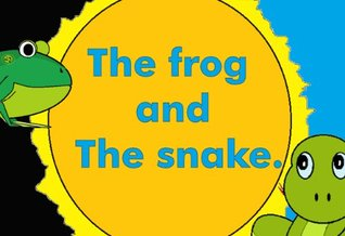 The frog and the snake.  by  John Courter