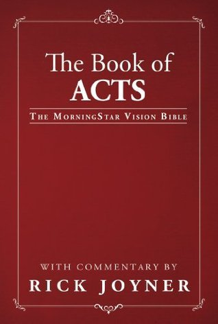 The Books of Acts Rick Joyner