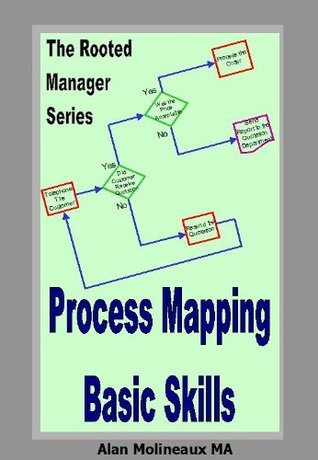 Process Mapping Basic Skills (The Rooted Manager Series)  by  Alan Molineaux