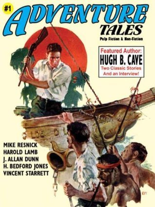 Adventure Tales #1 Mike Resnick
