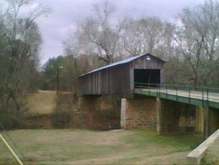 Georgias Covered Bridges  by  Tina Samuels