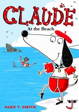 Claude at the Beach  by  Alex T. Smith