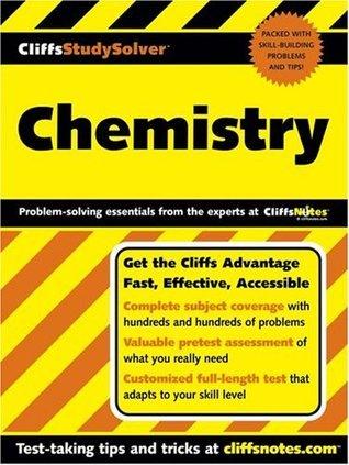 CliffsStudySolver Chemistry  by  Charles Henrickson