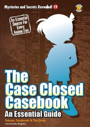 The Case Closed Casebook: An Essential Guide DH Publishing