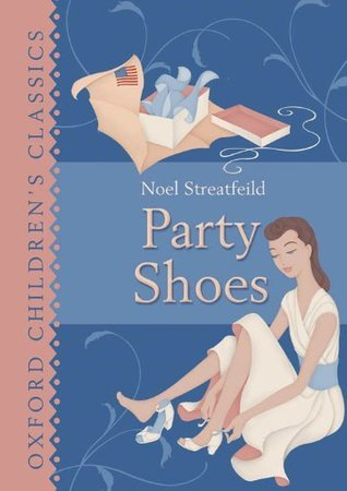 Party Shoes Noel Streatfeild