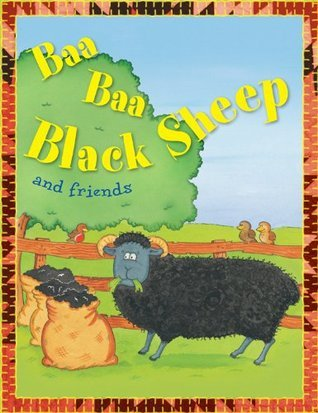 Nursery Library: Baa Baa Black Sheep  by  Miles Kelly