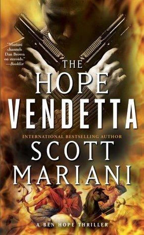 The Hope Vendetta: A Novel Scott Mariani