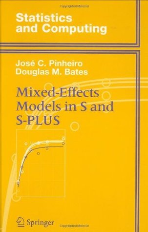 Mixed-Effects Models in S and S-PLUS  by  Jose Pinheiro