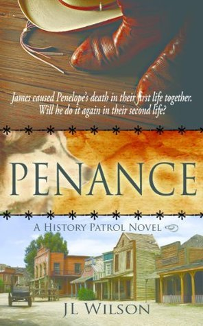 Penance  by  J.L. Wilson