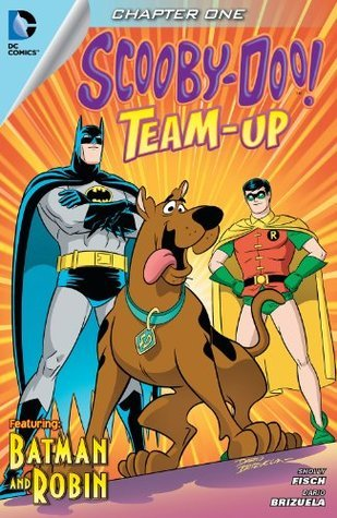 Scooby-Doo Team-Up (2013- ) #1 Sholly Fisch