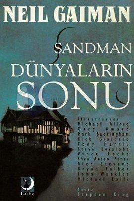 Sandman - Dünyaların Sonu (The Sandman, #8)  by  Neil Gaiman
