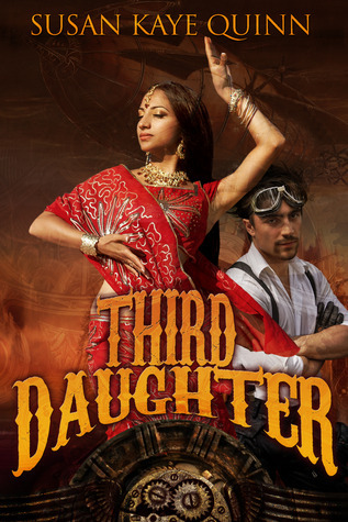 Third Daughter (Royals of Dharia #1)  by  Susan Kaye Quinn
