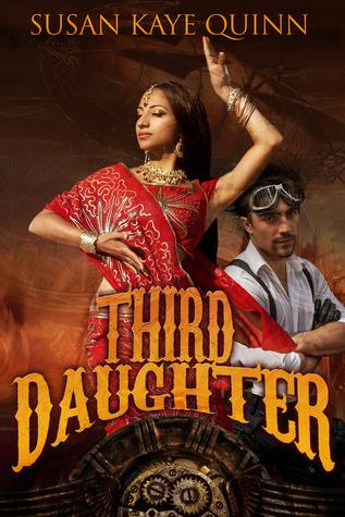 Third Daughter (The Dharian Affairs Trilogy #1) Susan Kaye Quinn