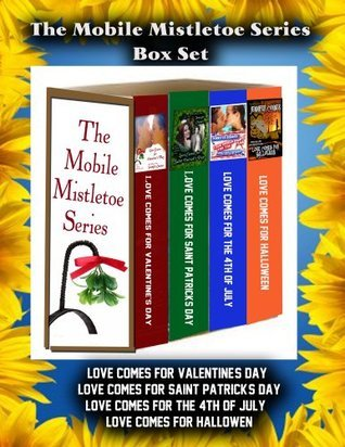 The Mobile Mistletoe Series (Boxed Set) Stories 1-4  by  Jennifer Conner