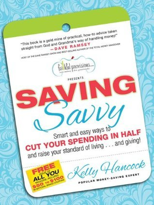 Saving Savvy Kelly Hancock