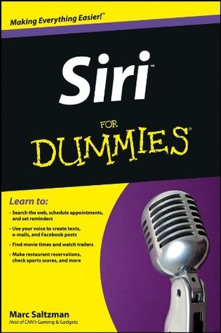 Siri For Dummies  by  Marc Saltzman