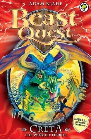 Creta The Winged Terror (Beast Quest Special, #5) Adam Blade