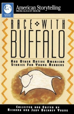 Race with Buffalo  by  Richard Young